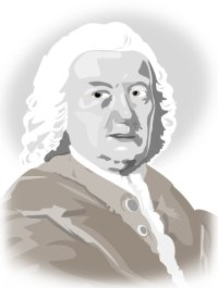 j s bach meiniger pastell